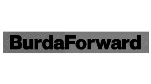 BurdaForward logo grey